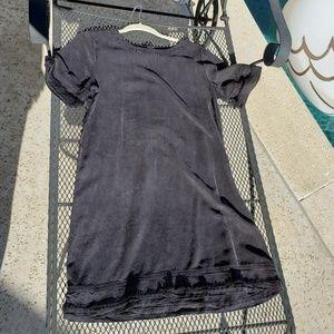 Gap black sheath dress sz Petite S